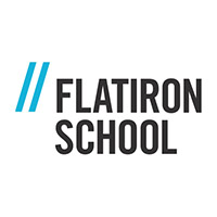 The Flatiron School logo