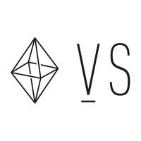 V School logo